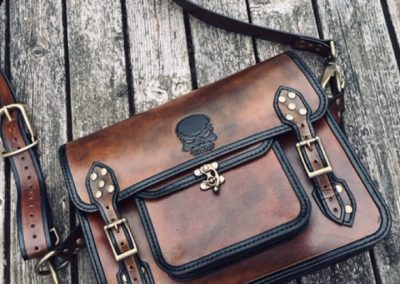 Bespoke Laptop Satchel
